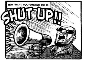 Big-shut-up 615