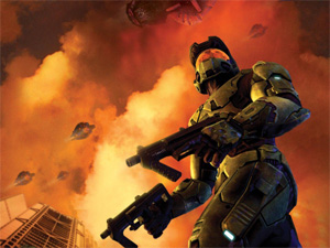 Halo master-chief 7534