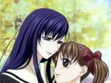 Romantic Two-Girl Friendship