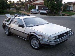 1983 delorean back to the future-751157