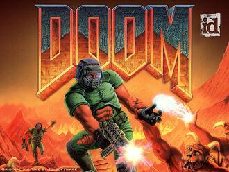 Doom 1 Cover