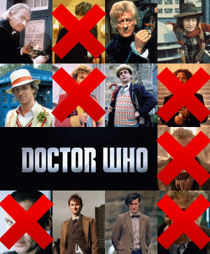 Discontinuity Doctor Who