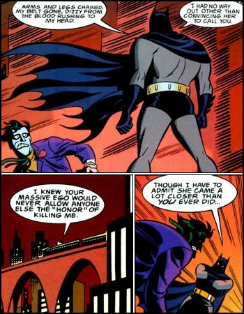 Batman tells his gambit 6556
