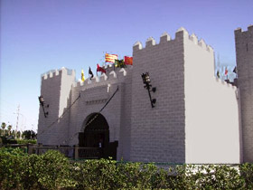 Castle-at-medieval-times
