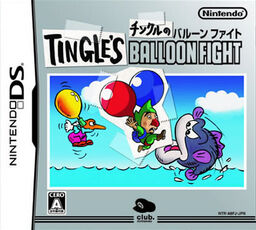 Tingle's Balloon Fight DS