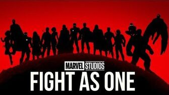 MARVEL Cinematic Universe Fight As One