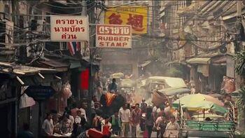 Hangover 2 Bangkok