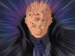 Ibiki Morino head