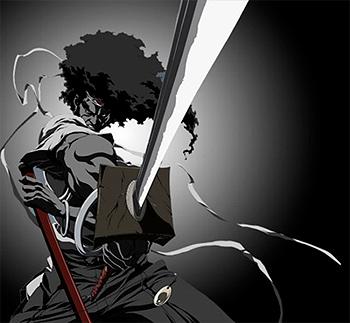 Afro Samurai 7220