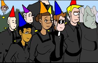 Partyhats 6712