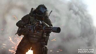 Modern Warfare 2019 Juggernaut