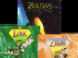 The Legend of Zelda CD-i Games