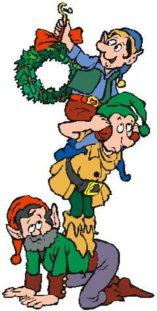 Christmas Elfs-3005 2525