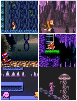 Underground level