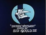 Dastardly Whiplash