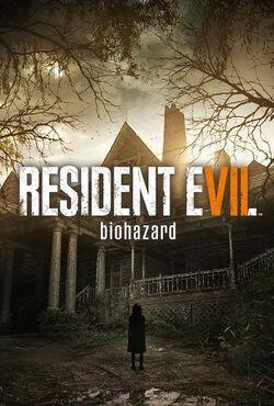 Resident Evil 7 cover art