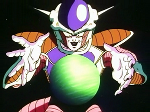 Frieza Planet Namek