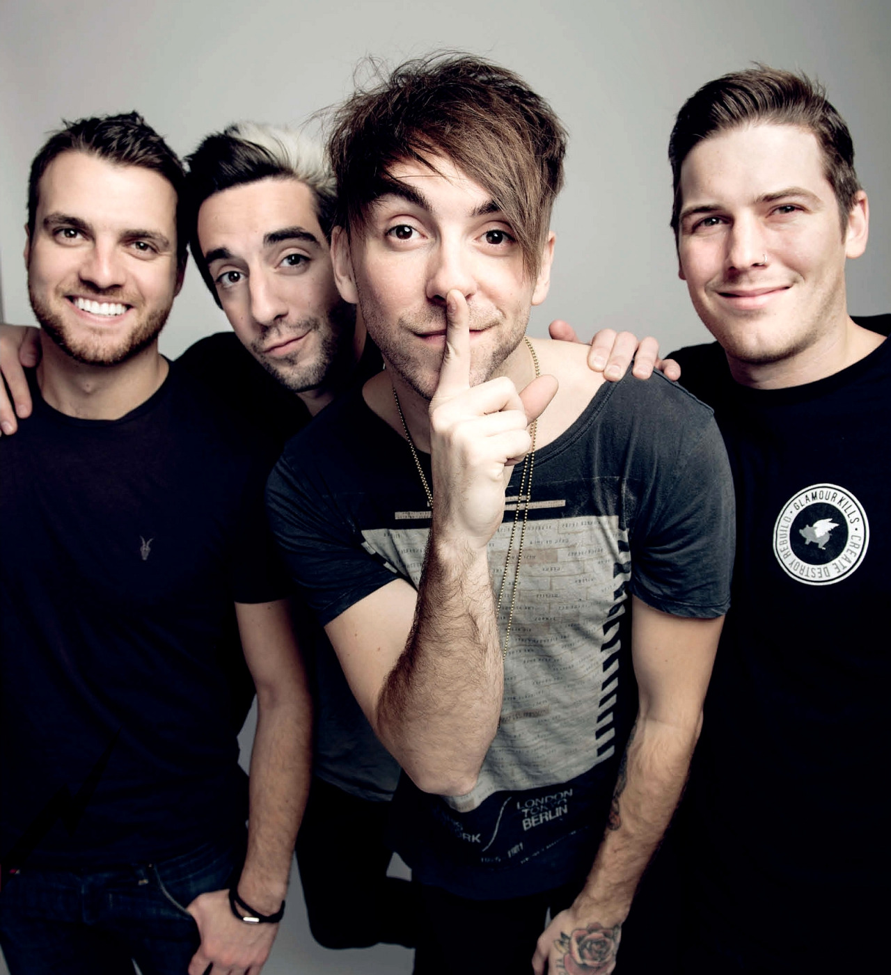 all time low dirty work album download