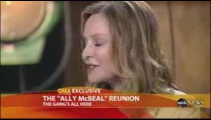 Ally Mcbeal reunion