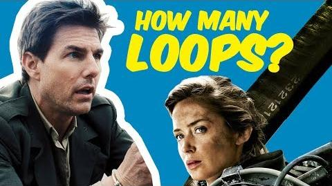 Edge of Tomorrow - HOW MANY LOOPS?
