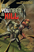 All You Need Is Kill Graphic Novel