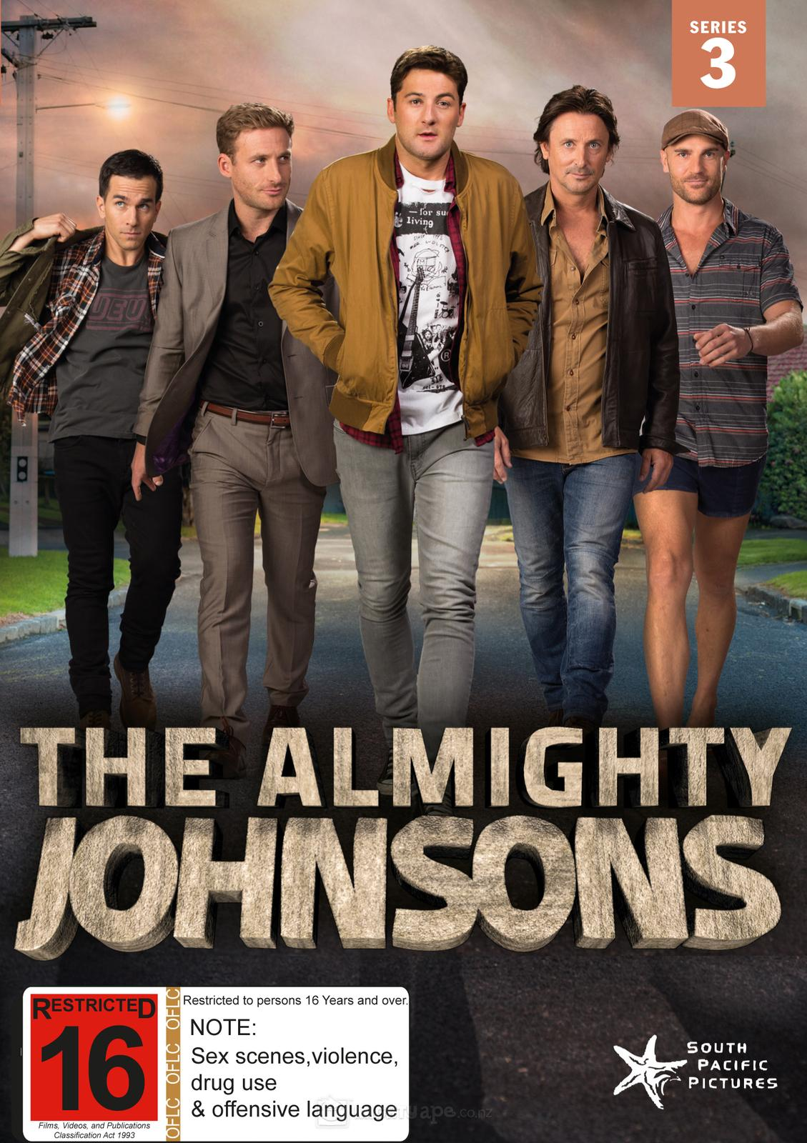 Season 3   The Almighty Johnsons Wiki   FANDOM powered by ...