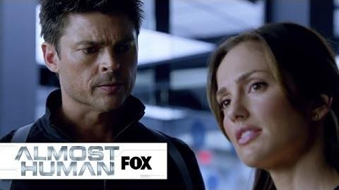"Haunting Flashbacks from ""Perception"" ALMOST HUMAN FOX BROADCASTING"