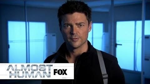 "Sneak Peek ""The Bends"" ALMOST HUMAN FOX BROADCASTING"