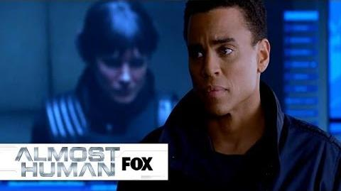 """Rebuilt And On A Rampage from """"Unbound"""" ALMOST HUMAN FOX BROADCASTING"""