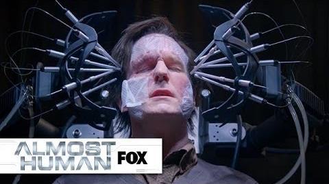 "Sneak Peek ""Beholder"" ALMOST HUMAN FOX BROADCASTING"