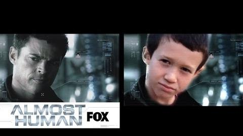 Movie Trailer Vs. The Fan Remake ALMOST HUMAN FOX BROADCASTING