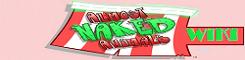 Christmas ANA Wiki Wordmark