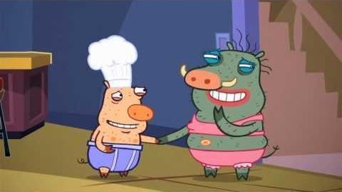 Piggy Finds True Love
