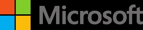 Microsoft logo 2012
