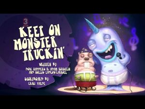 Keep On Monster Truckin