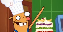 Dirk Danger Cooking
