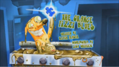The Orange Fizzy Blues