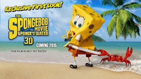 The SpongeBob Movie Sponge Out of Water - Official Trailer (2015)