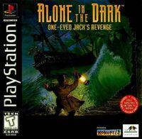 Alone in the Dark 2 PSX cover