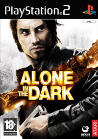 Alone in the Dark 5 cover