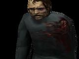 Mutilated man
