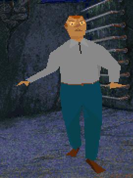 Edward Carnby Alone In The Dark Wiki Fandom