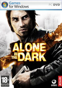 Alone in the Dark 5 PC cover