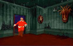 Jarret's room entrance