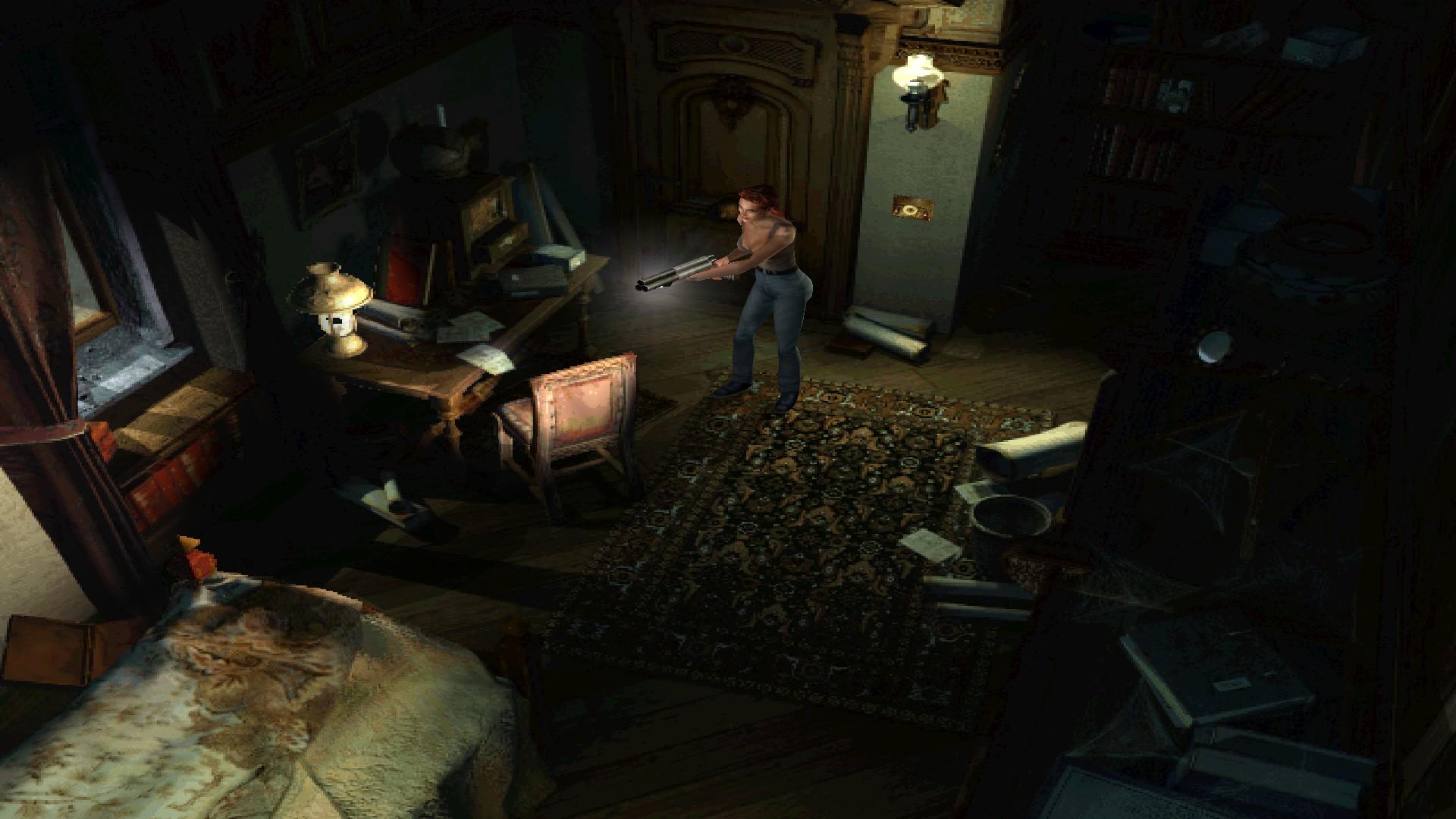 East Bedroom Morton Manor Alone In The Dark Wiki Fandom