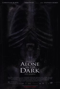 Alone in the Dark película