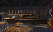 Saloon-bar front