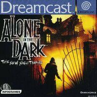 Alone in the Dark 4 Dreamcast cover