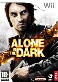 Alone in the Dark 5 Wii cover