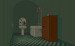 3rd Floor Bathroom 1